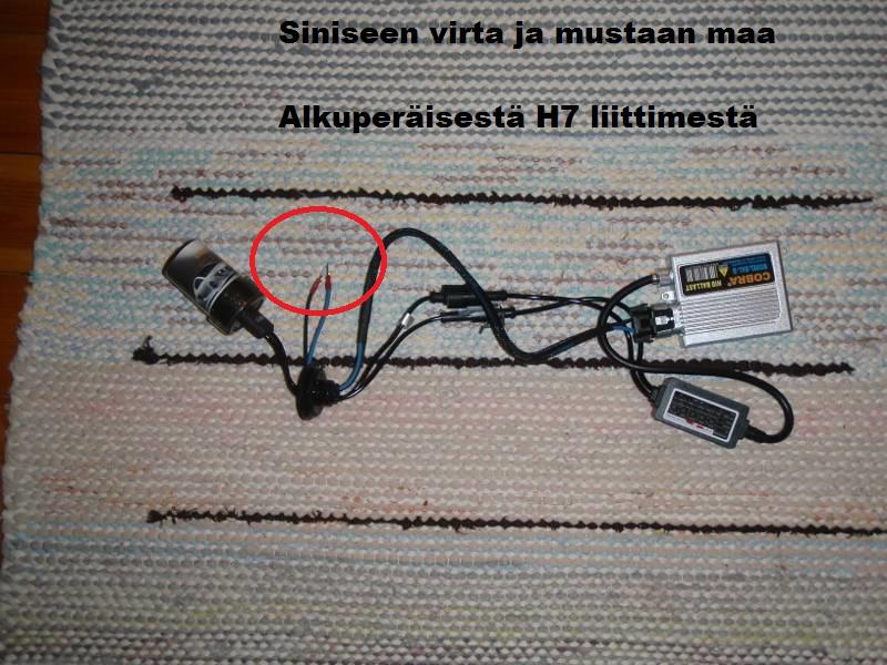 Can Väylä Kytkentä